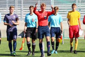 «Hopes Cup» — детско-юношеский турнир по футболу: Волгоград г. Волгоград – СШ по футболу г. Чебоксары