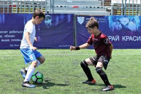 «Hopes Cup» — детско-юношеский турнир по футболу: Барс г. Сочи – : – ДЮСШ г. Гагра