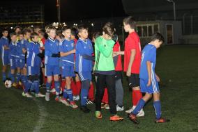«Hopes Cup» — детско-юношеский турнир по футболу: Адлер Юнайтед г. Сочи – ДФЦ г. Сочи