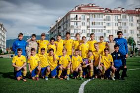 «Hopes Cup» — детско-юношеский турнир по футболу: День закрытия осеннего кубка