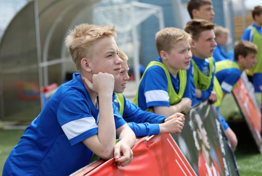 Весенний Hopes Cup 2019. Четвёртый этап. День пятый: Определились финалисты, В пятый день весеннего Hopes Cup 2019 были определены финалисты и разыграны 9-12 места в возрасте U-15 (2004).