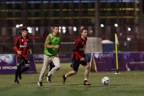 «Hopes Cup» — детско-юношеский турнир по футболу: Ночная лига Hopes Cup