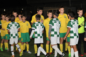 «Hopes Cup» — детско-юношеский турнир по футболу: Нарт г. Сухум – СШ по футболу г. Краснодар
