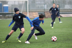 «Hopes Cup» — детско-юношеский турнир по футболу: Фотоотчёт 5 января